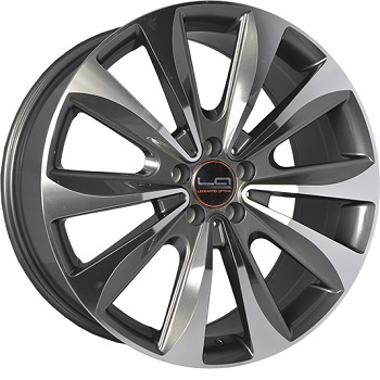 LegeArtis Mercedes MR110 GMF 9x20 5x130 ET48 d.84.1